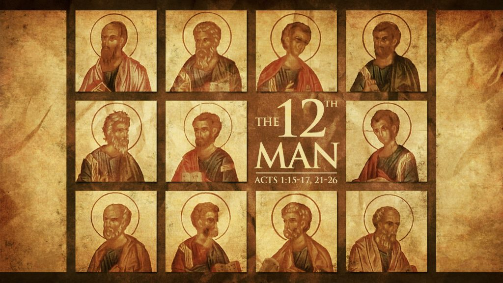 Whatever happened to the Twelve Apostles?