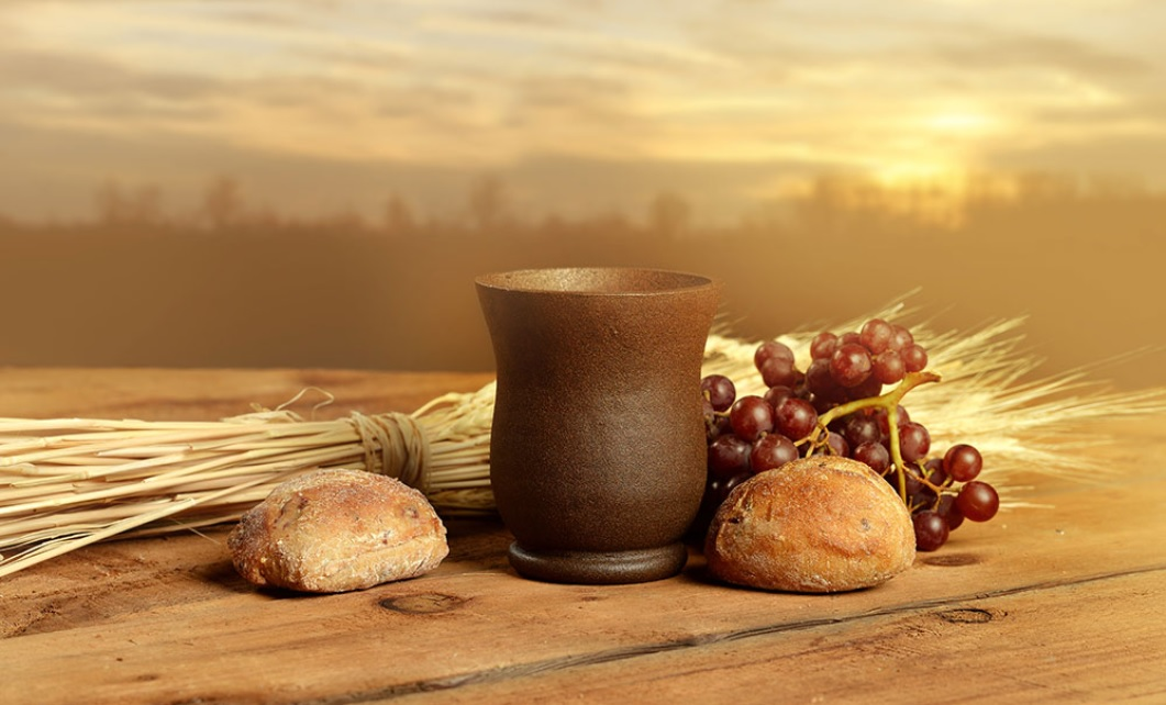 Wherefore whosoever shall eat this bread, and drink [this] cup of the Lord, unworthily, shall be guilty of the body and blood of the Lord.