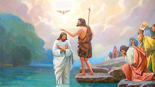 Then said Paul, John verily baptized with the baptism of repentance,