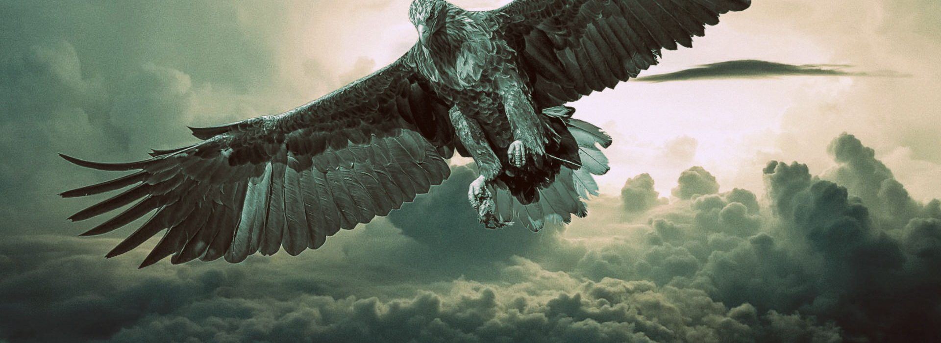 Though thou exalt thyself as the eagle, and though thou set thy nest among the stars, thence will I bring thee down, saith the Lord.