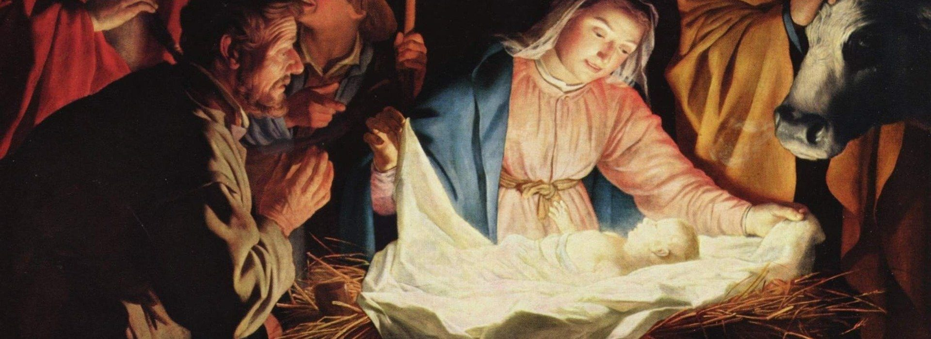 Behold, a virgin shall be with child, and shall bring forth a son, and they shall call his name Emmanuel, which being interpreted is, God with us.